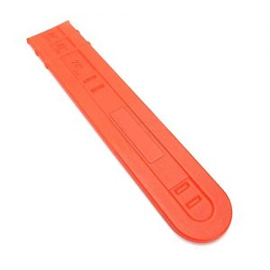 SHINEAB STORE - 20'' 22'' 24'' Orange Color Chainsaw Bar Cover Scabbard