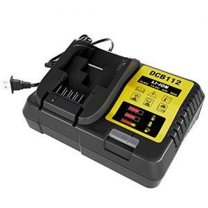 DCB112 12V 20V MAX Lithium Ion Battery Charger for Dewalt
