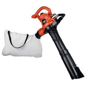 Black & Decker 12-Amp Blower Vac (Renewed)