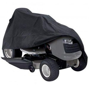 Lawn Mower Cover, Riding Lawn Mower Cover Waterproof Heavy-Duty