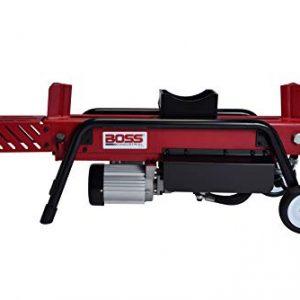 Boss Industrial Electric Log Splitter, 8-Ton