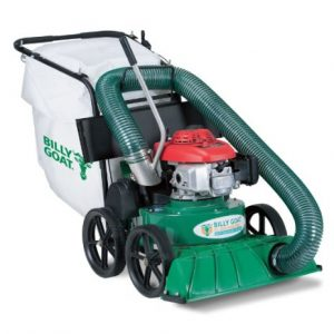 Billy Goat Lawn and Litter Vacuum, 187 cc Honda, Mesh Bag