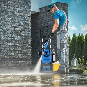 Suyncll High Power Washer Electric Pressure Washer,3800PSI 2.8GPM Pressure