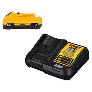 DEWALT 20V MAX Battery Pack with Charger