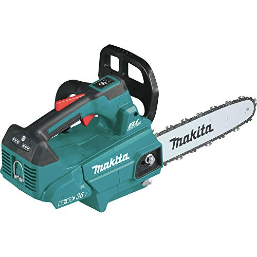 """Makita Lithium-Ion Brushless Cordless 18V X2 (36V) LXT 14"""" Top Handle Chain Saw"""