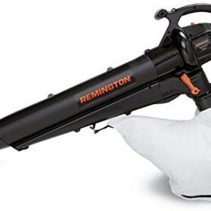 Remington Mulchinator 3-in-1 12 Amp Electric Blower/Mulcher/Vacuum-Lightweight