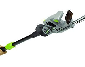 Earthwise 18-Inch 2.8-Amp Corded Electric 2-in-1 Pole/Handheld Hedge Trimmer