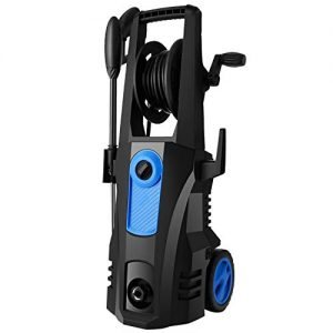 TEANDE Electric Pressure Washer, 3500 MAX PSI 2.60 GPM High Electric Pressure