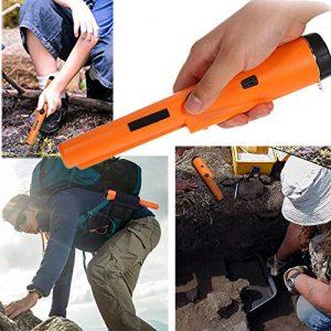 Eshake Pinpointer Metal Detectors for Kids Adults,Handheld Metal Detector