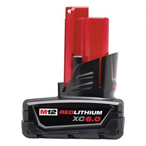 Milwaukee REDLITHIUM XC6.0 Extended Capacity Battery Pack