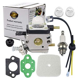 HOOAI C1U-K54A Carburetor Repower Kit for 2-Cycle Mantis