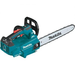 """Makita Lithium-Ion Brushless Cordless 18V X2 (36V) LXT 16"""" Top Handle Chain Saw"""