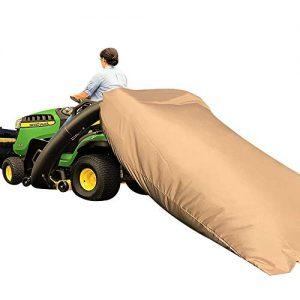 Nixiang Tractor Leaf Bag,Standard Lawn Tractor Leaf Bag,Speedy Zipper Leaf Bag