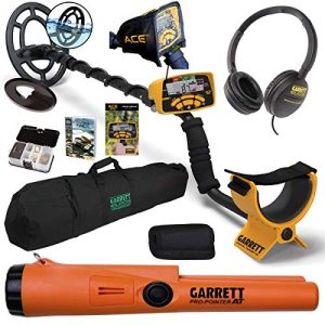 """Garrett ACE 55th Anniversary Package with 50"""" Travel Bag"""