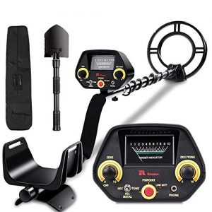 RM RICOMAX Metal Detector for Adults & Kids - Gold Detector