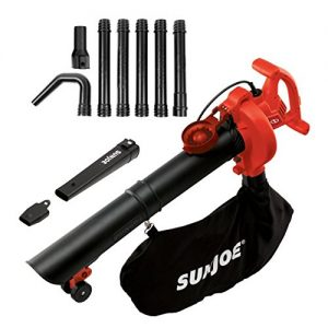 Sun Joe 14 Amp 250MPH 4-in-1 Electric Blower/Vacuum/Mulcher/Gutter Cleaner