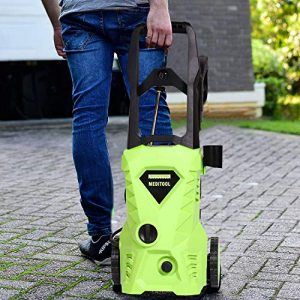 Homdox Electric Pressure Washer, Power Washer with 2600 PSI,1.6GPM
