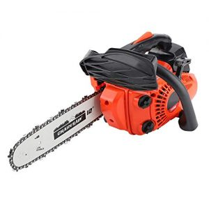GOTOTOP Gas Power Chain Saws Corded 900W 12inch Lightweight Gasoline