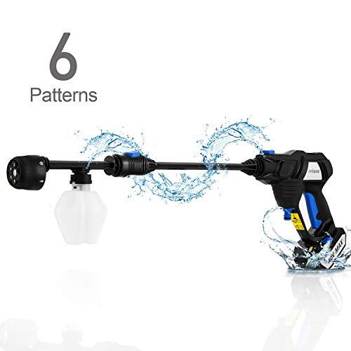 mrliance Pressure Washer 40V Cordless Portable Power Washer Cleaner