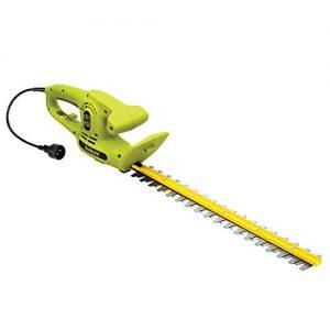 Sun Joe -PRO 20-Inch 3.8 Amp Electric Hedge Trimmer, Green