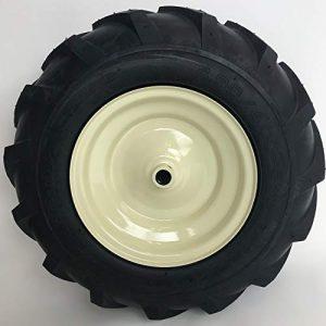 LMTS 4.80x4.00-8 Tractor Tread Tire & Rim - Cub Cadet & Troy-Bilt Tiller