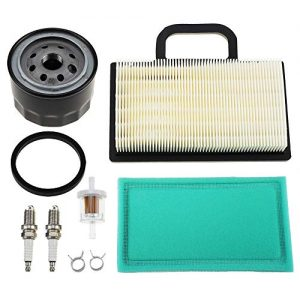 Air Filter Fuel Filter 696854 Oil Filter Spark Plug for Briggs Stratton Intek Extended