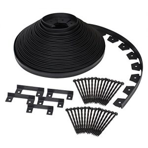 Dimex EasyFlex Plastic No-Dig Landscape Edging Kit