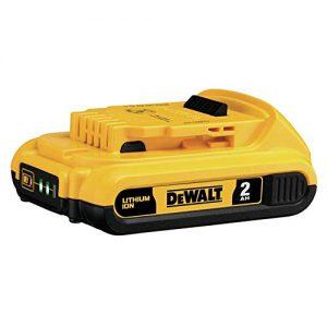 DEWALT 20V MAX Battery, Compact 2.0Ah