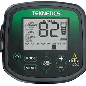 Teknetics Delta Metal Detector