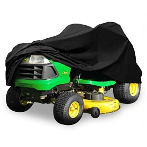 North East Harbor Deluxe Riding Lawn Mower Tractor Cover Fits Decks