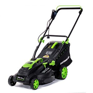 Earthwise 19-Inch 13-Amp Corded Electric Lawn Mower, Multi