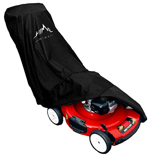Himal Lawn Mower Cover - Heavy Duty 600D Polyester Oxford Waterproof