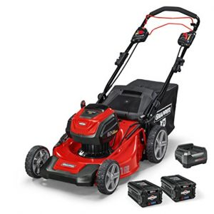 Snapper XD 82V MAX Cordless Electric 21-Inch Self-Propelled Lawn Mower Kit