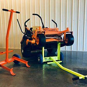 Ballard Inc Super Jack Pro - Mower Jack- ZTR, Stander, Walk Behinds