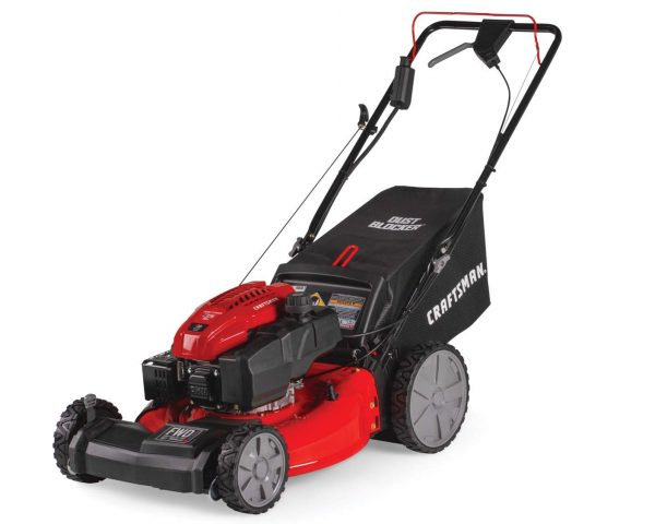 Craftsman M275 159cc 21-Inch 3-in-1 High-Wheeled Self-Propelled FWD