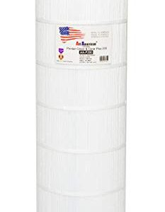 Pentair Clean and Clear 200, R173217, 59054400, Unicel C-9419, Pleatco PAP200, Filbur FC-0688 All American 9004 Replacement Swimming Pool Filter Cartridge