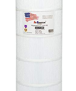 All American Cartridges Hayward CX1200RE, Unicel C-8412, Star Clear Plus C-1200, Pleatco PA120, Filbur FC-1293, AA-H1200 Replacement Swimming Pool Filter Cartridge