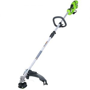 Greenworks 18-Inch 10 Amp Corded String Trimmer (Attachment Capable) 21142