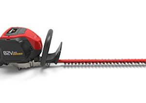 Snapper XD 82V MAX Dual Action Cordless Electric 26-Inch Hedge Trimmer, Battery and Charger Not Included