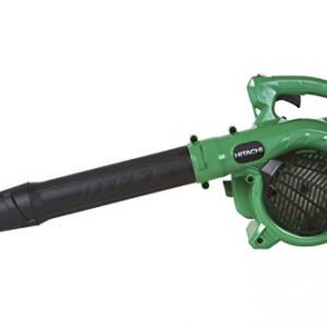 Hitachi Gas Powered Leaf Blower, Handheld, Lightweight, 23.9cc 2 Cycle Engine