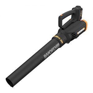 WORX WG547 20V (2.0Ah) Power Share Cordless Turbine Blower, 2-Speed