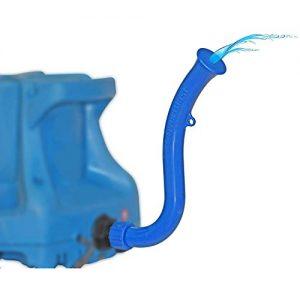 Pool Winter Cover Pump Attachment Accessory