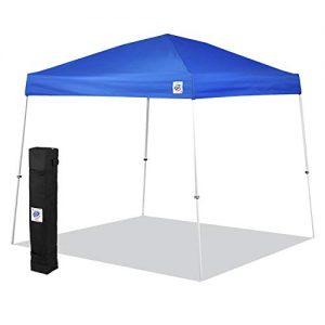 E-Z UP SR9104BL Sierra II 10 by 10-Feet Canopy, Blue, Royal Blue, 10' x 10'