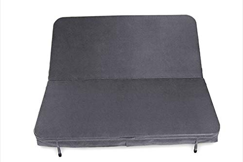 Hot Springs Sovereign Replacement Spa Cover and Hot Tub Cover - Charcoal