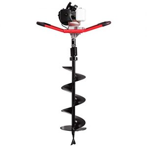 Southland SEA438 One Man Earth Auger with 43cc, 2 Cycle, Full Crankshaft Engine