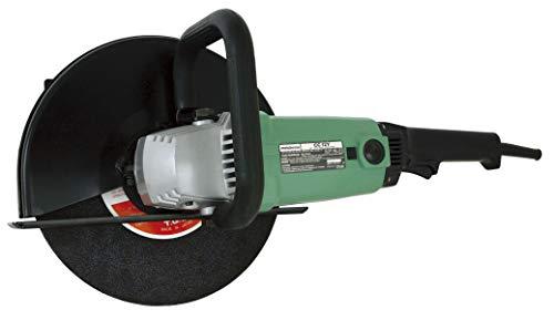 "Metabo HPT Cut-Off Saw, 12"" Metal Cutting Wheel, Electric, 15-Amp Motor, AC/DC, Portable (CC12Y)"