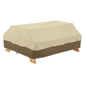 Classic Accessories Veranda Water-Resistant 70 Inch Picnic Table Cover