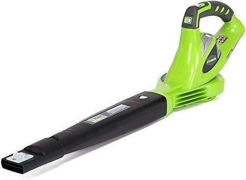 Greenworks 40V 150 MPH Variable Speed Leaf Cordless Blower