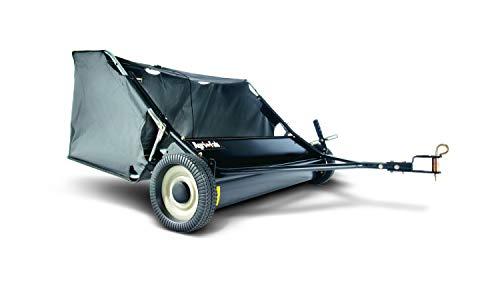 Agri-Fab 42-Inch Tow Lawn Sweeper,Black