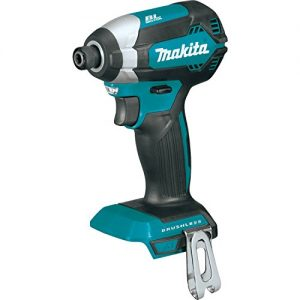 Makita XDT13Z 18V LXT Lithium-Ion Brushless Cordless Impact Driver, Tool Only,
